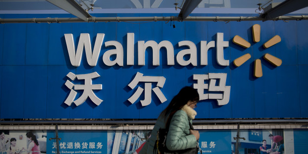 china and walmart relationship