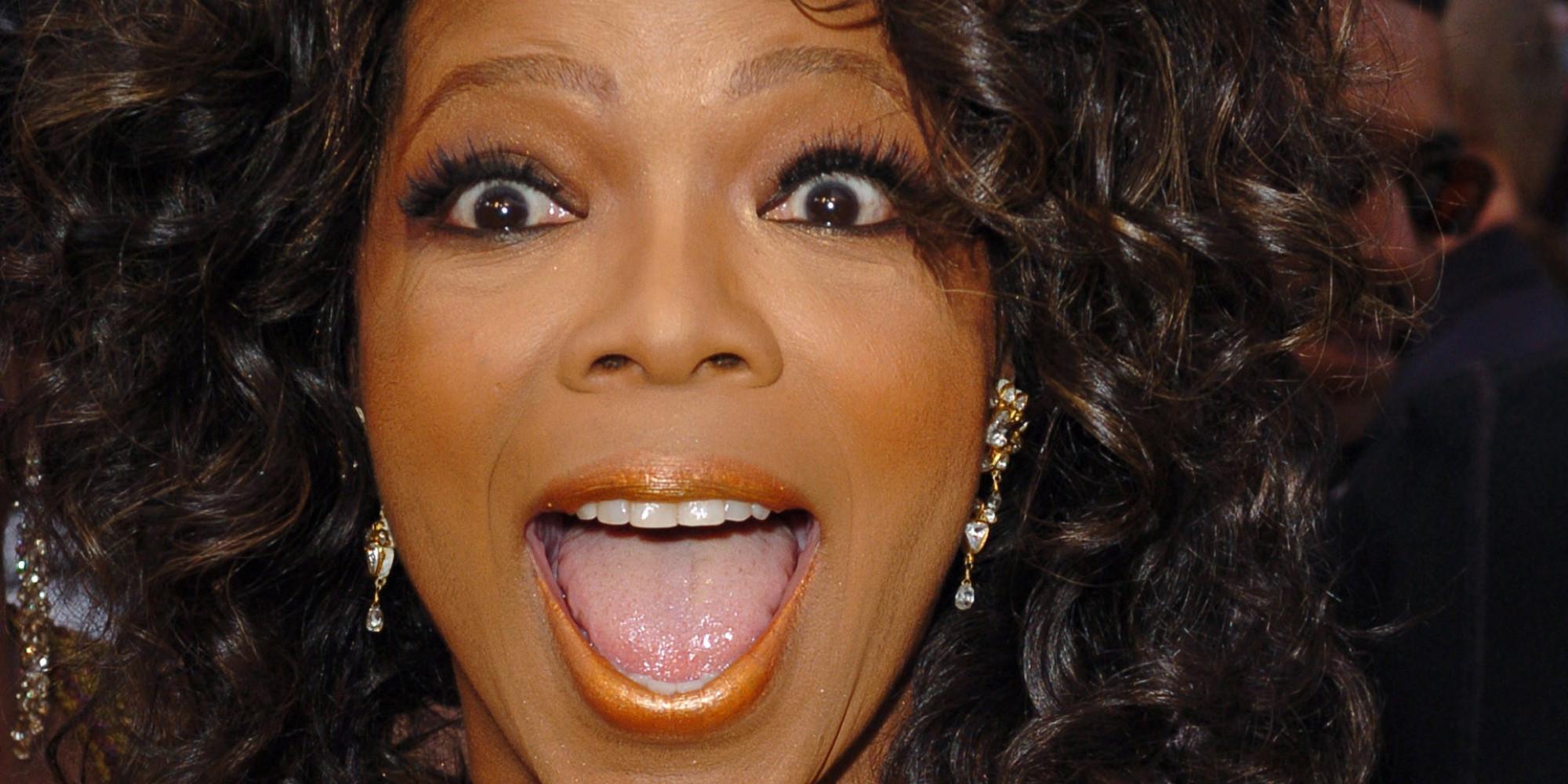 oprah en Universo Gay - Televisin