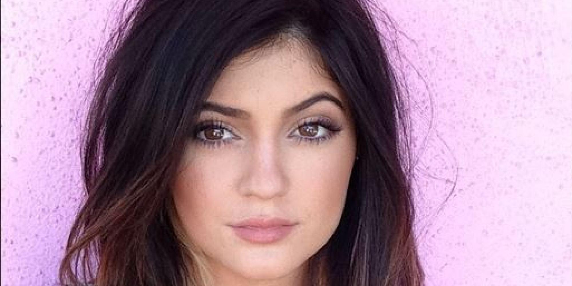 Kylie Jenner Lipstick Kylie Jenner Posts New Selfie
