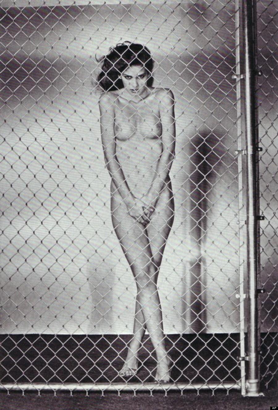 Angelina Jolie Naked Gia