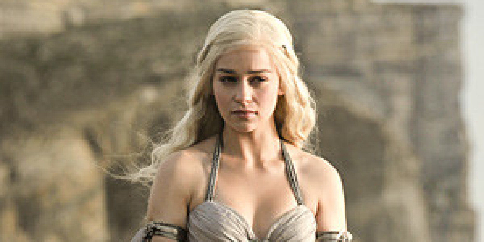 Khaleesi Khaleesi Goes Glam On The