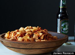 How To Make Snack Mix Without A Recipe