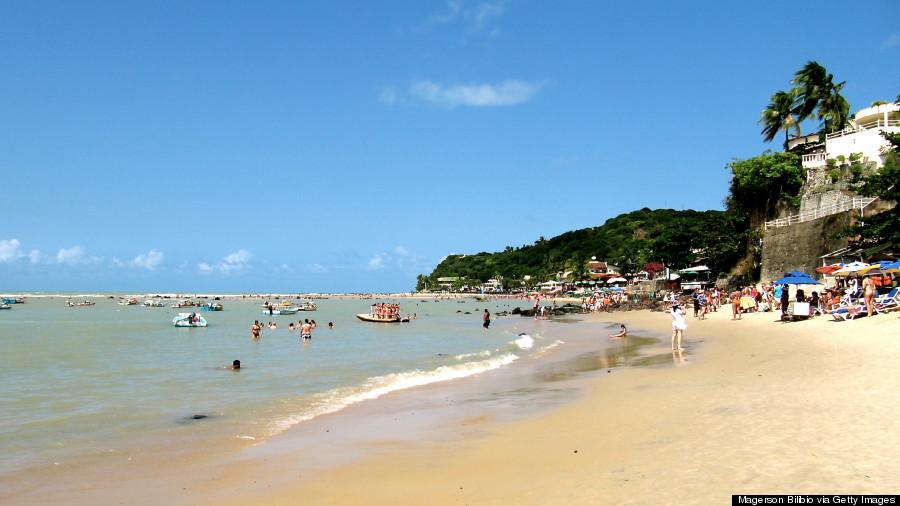 praia da pipa brazil
