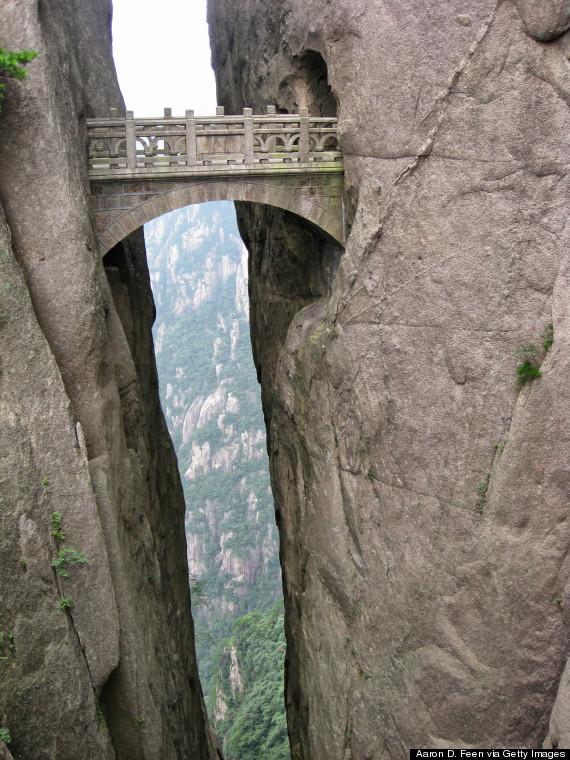 fairytale bridge china