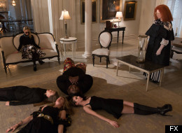 'American Horror Story: Coven' Finale Recap: The Supreme Emerges