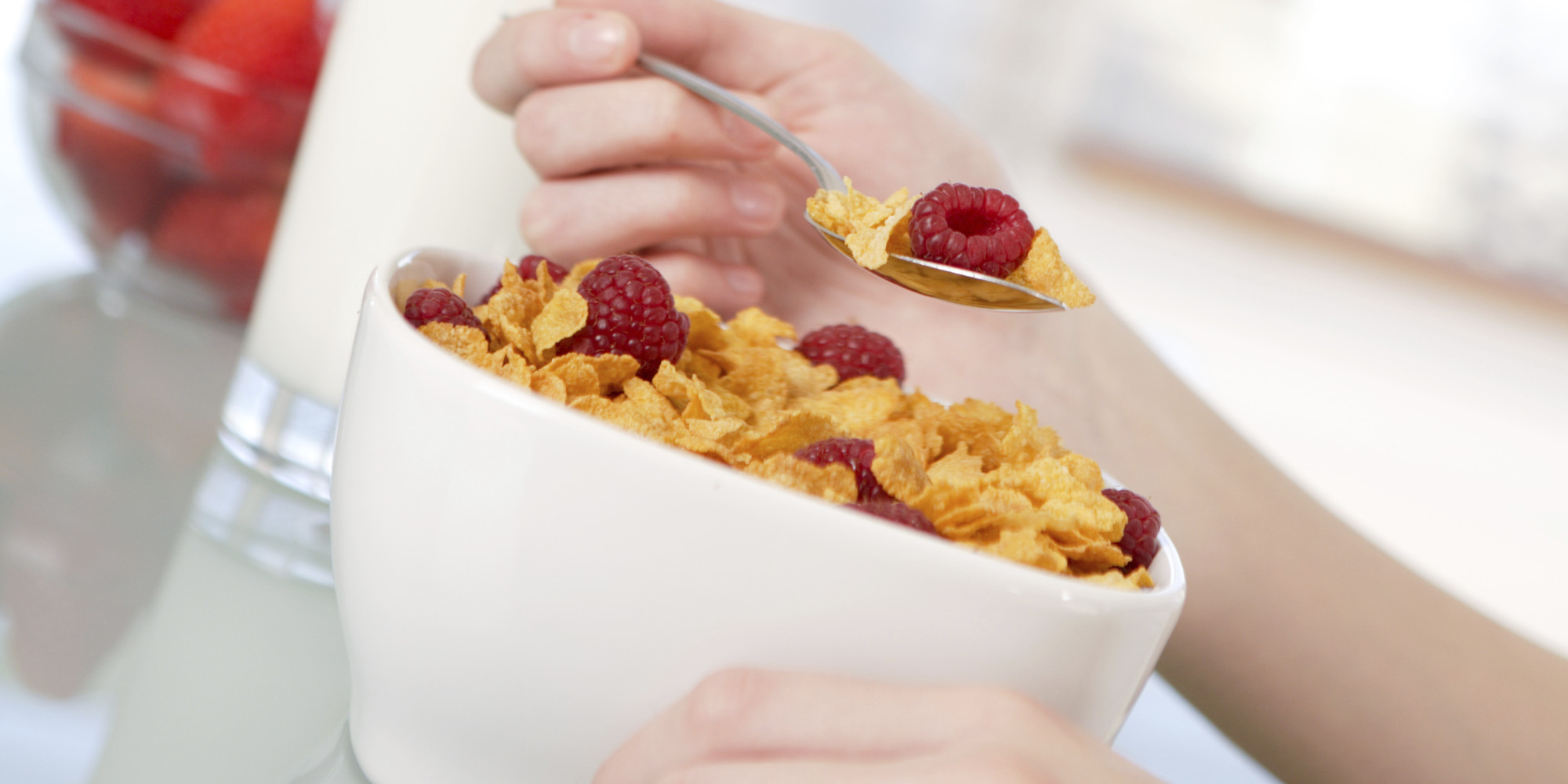 Teens Who Skip Breakfast May Face Metabolic Syndrome Risk
