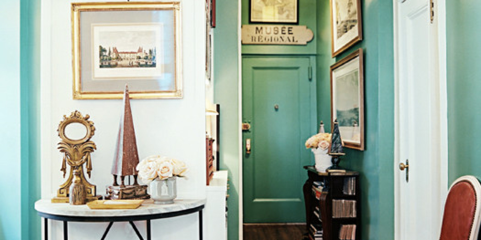 Bright Foyer Colors : The best colors for your entryway huffpost