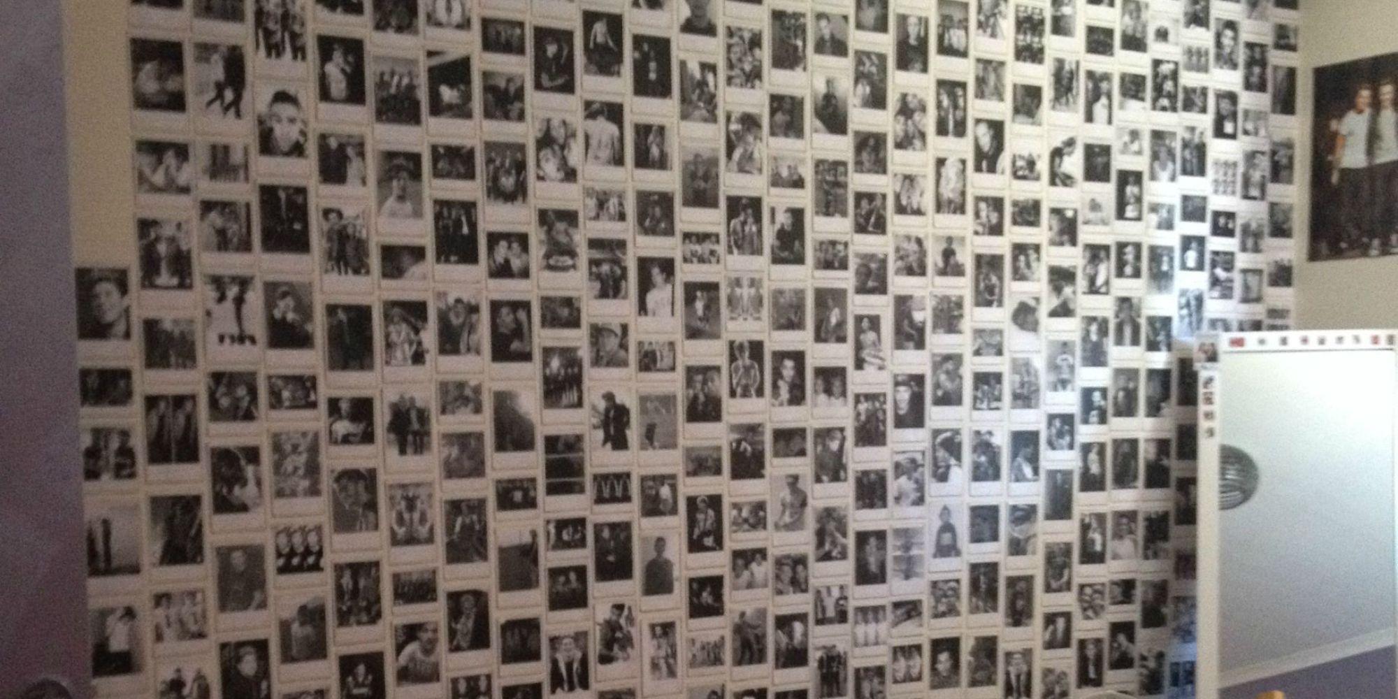 Diy room decor ideas tumblr - One Direction Room Decorating Ideas O One Direction Wall Facebook Jpg