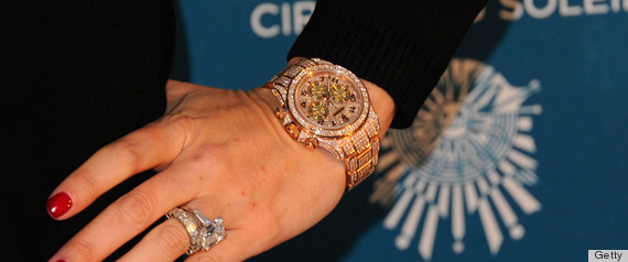 8 reasons watches are still worth wearing huffpost for Woman celebrity watches