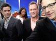 Rihanna Photobombs John Stamos And The 'Full House' Guys On 'GMA'