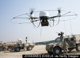 State Weighs Outlawing Warrantless Drone Surveillance