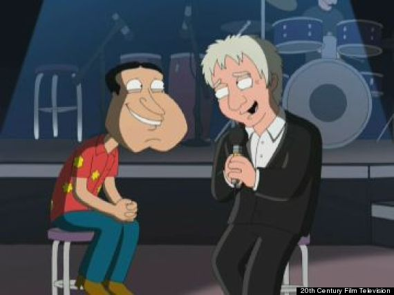 Top 10 Celebrities Who Appeared on Family Guy - YouTube
