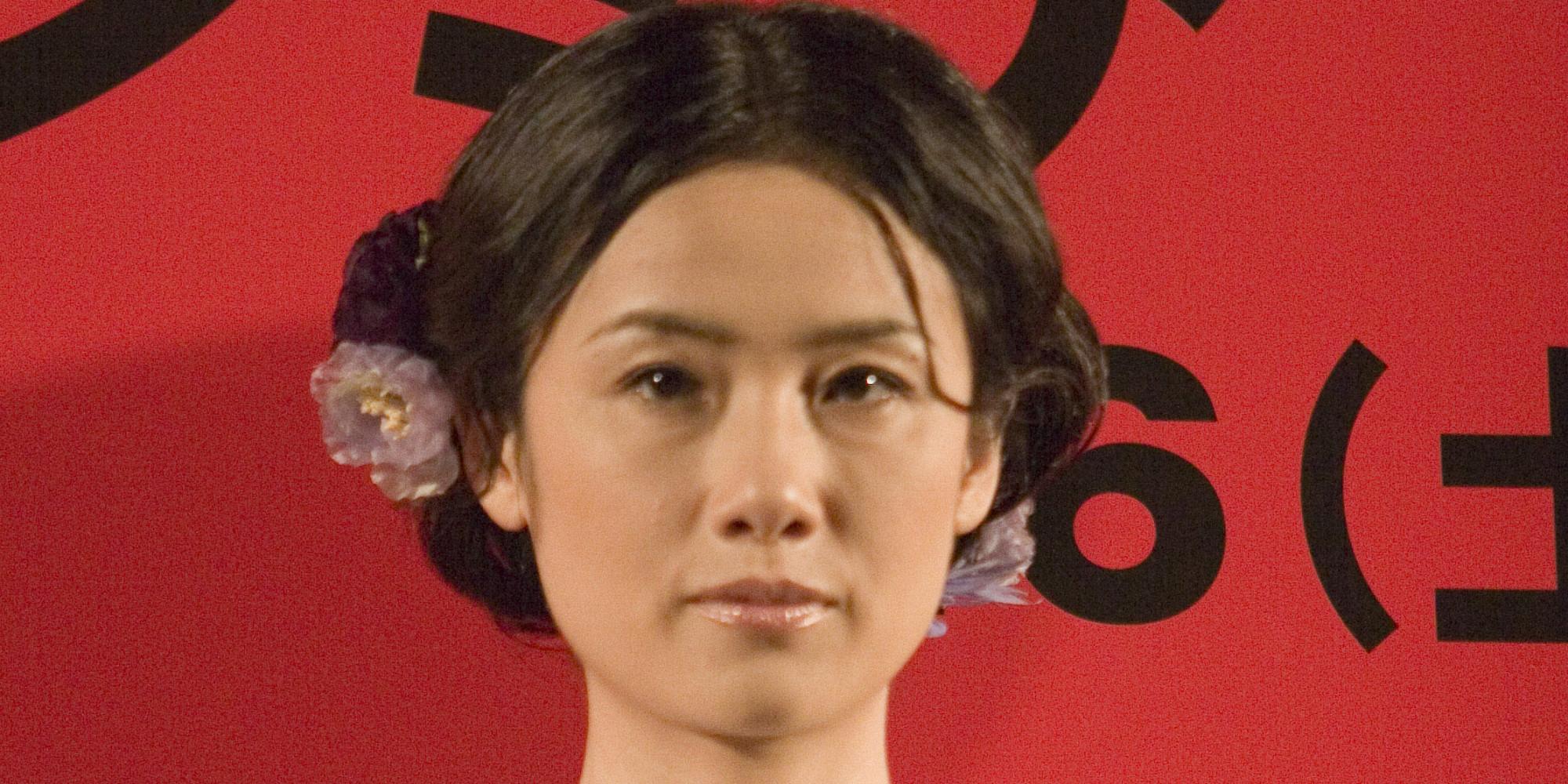 ドラマ「紙の月」に主演の原田知世 物静かな横顔に、年を重ねる複雑さと奥深...  シェア  ドラ