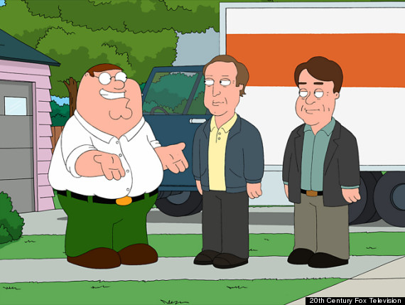 The 15 Best Family Guy Guest Stars In Honor Of The 15th