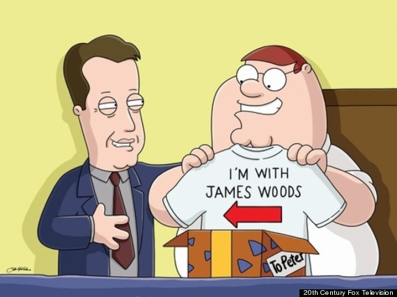 The 15 Best Family Guy Guest Stars In Honor Of The 15Th -5511