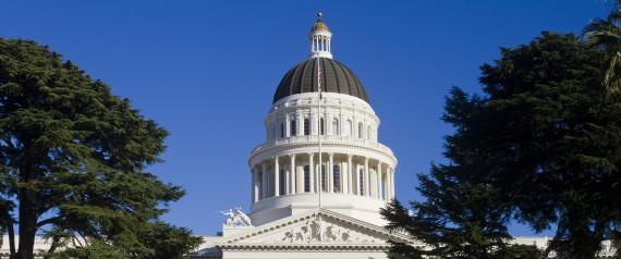 CALIFORNIA STATEHOUSE