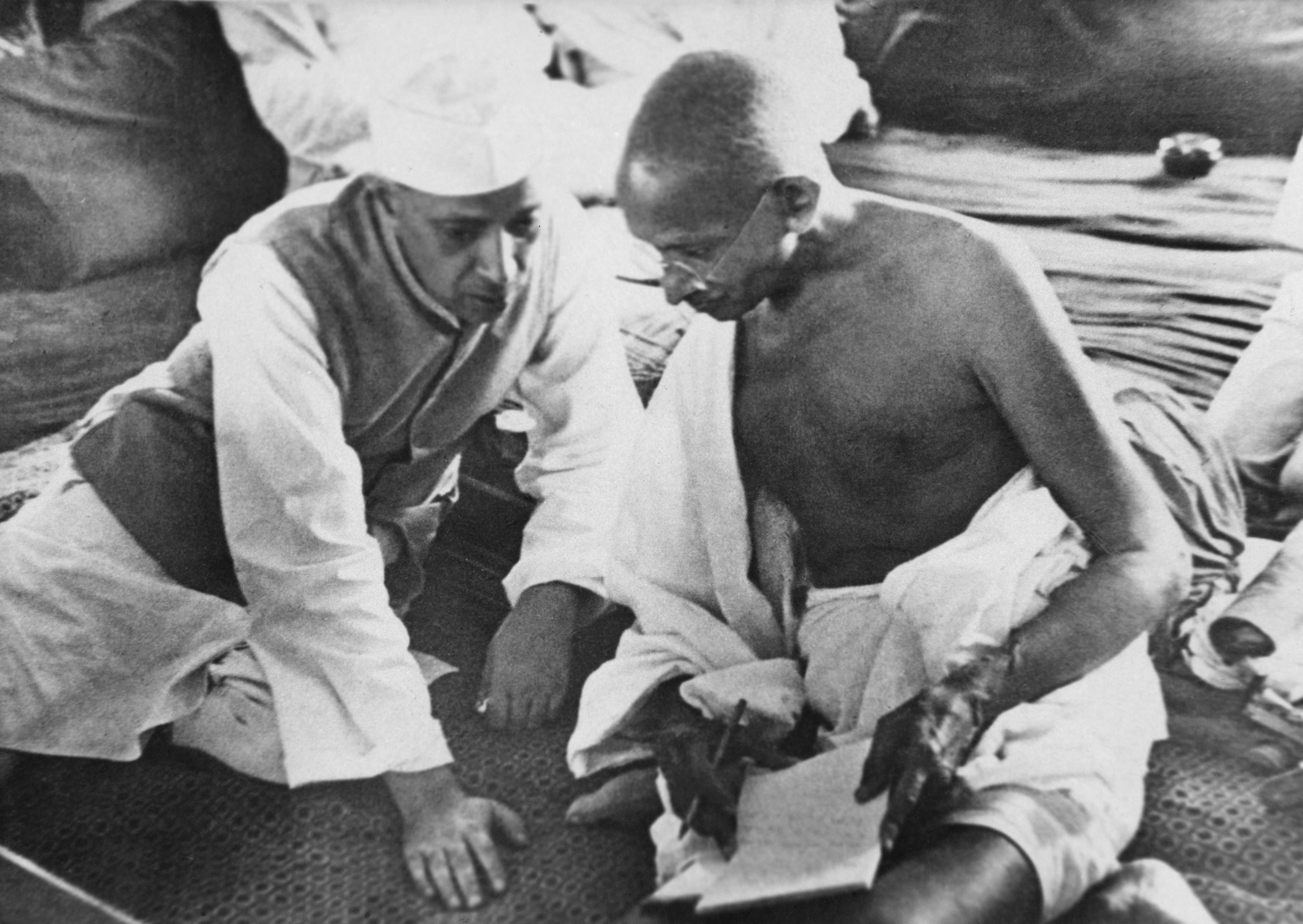 mahatma gandhi archive