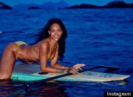 Rihanna's 100 Sexiest Snaps