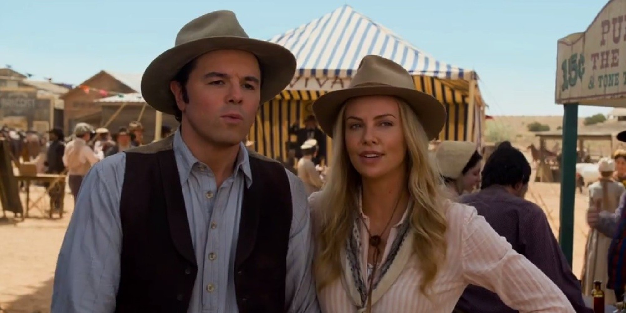 'A Million Ways To Die In The West' Red-Band Trailer ...