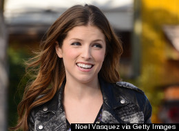 Anna Kendrick Really Enjoys Netflix And Carbo-Loading