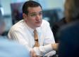 Ted Cruz Runs Against His Own Government Shutdown