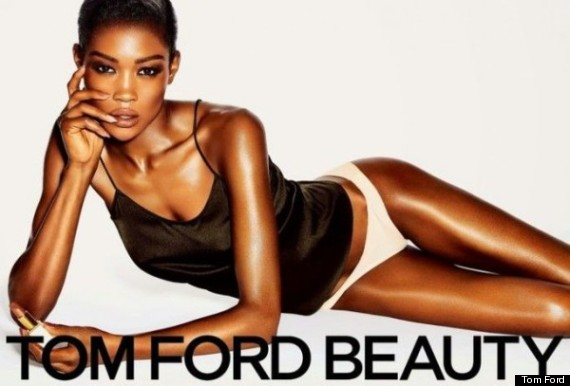 black models fashion campaigns