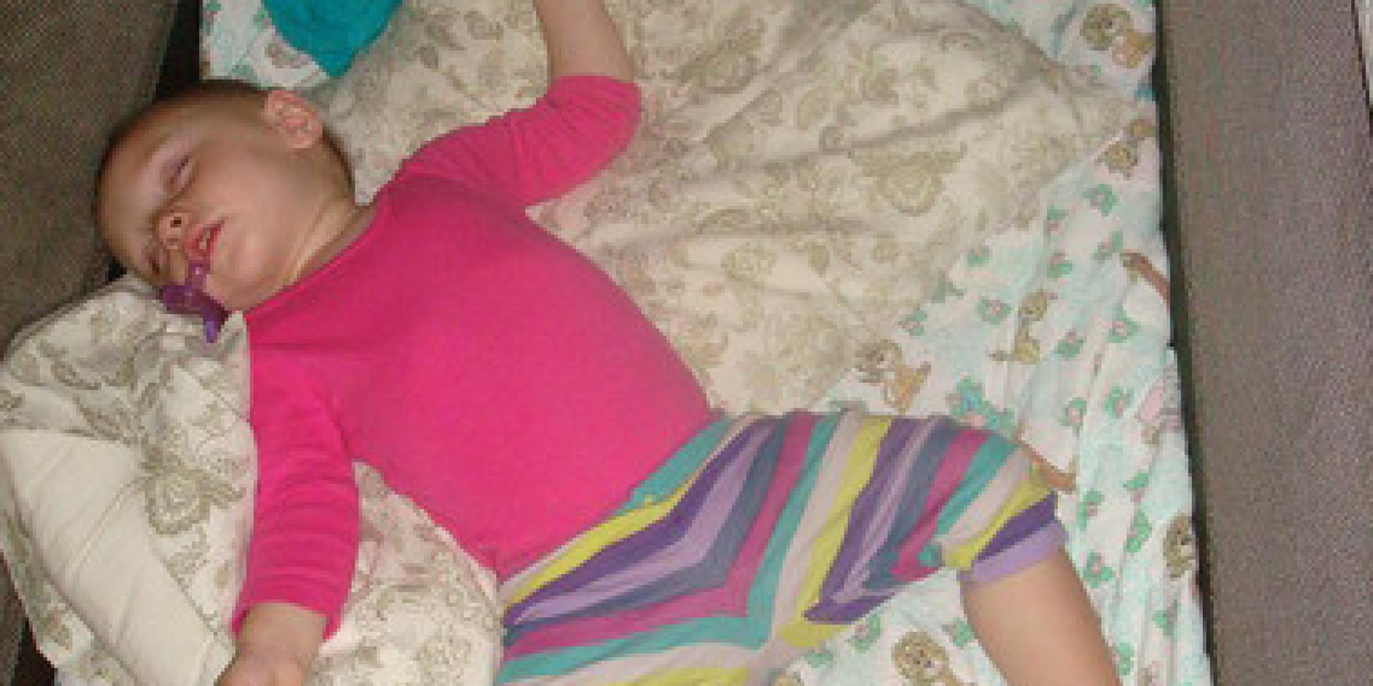 Newborn Fell Off Hospital Bed
