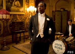 What Happens When A Black Singer Enters Downton