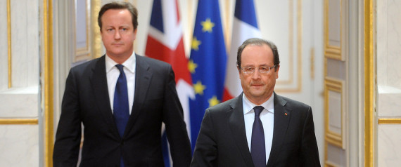 DAVID CAMERON FRANCOIS HOLLANDE