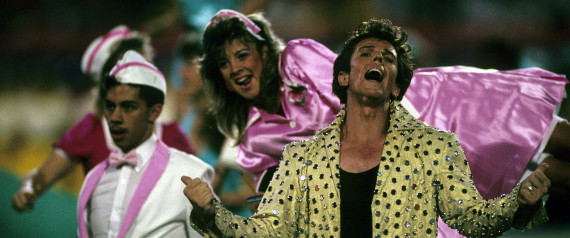 SUPER BOWL HALFTIME 1989