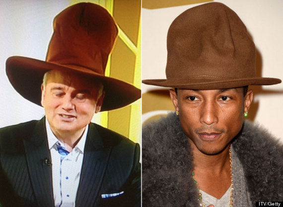 eamonn holmes pharell williams