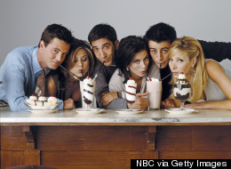 This Kid Wrote The Coolest 'Friends' Script Ever