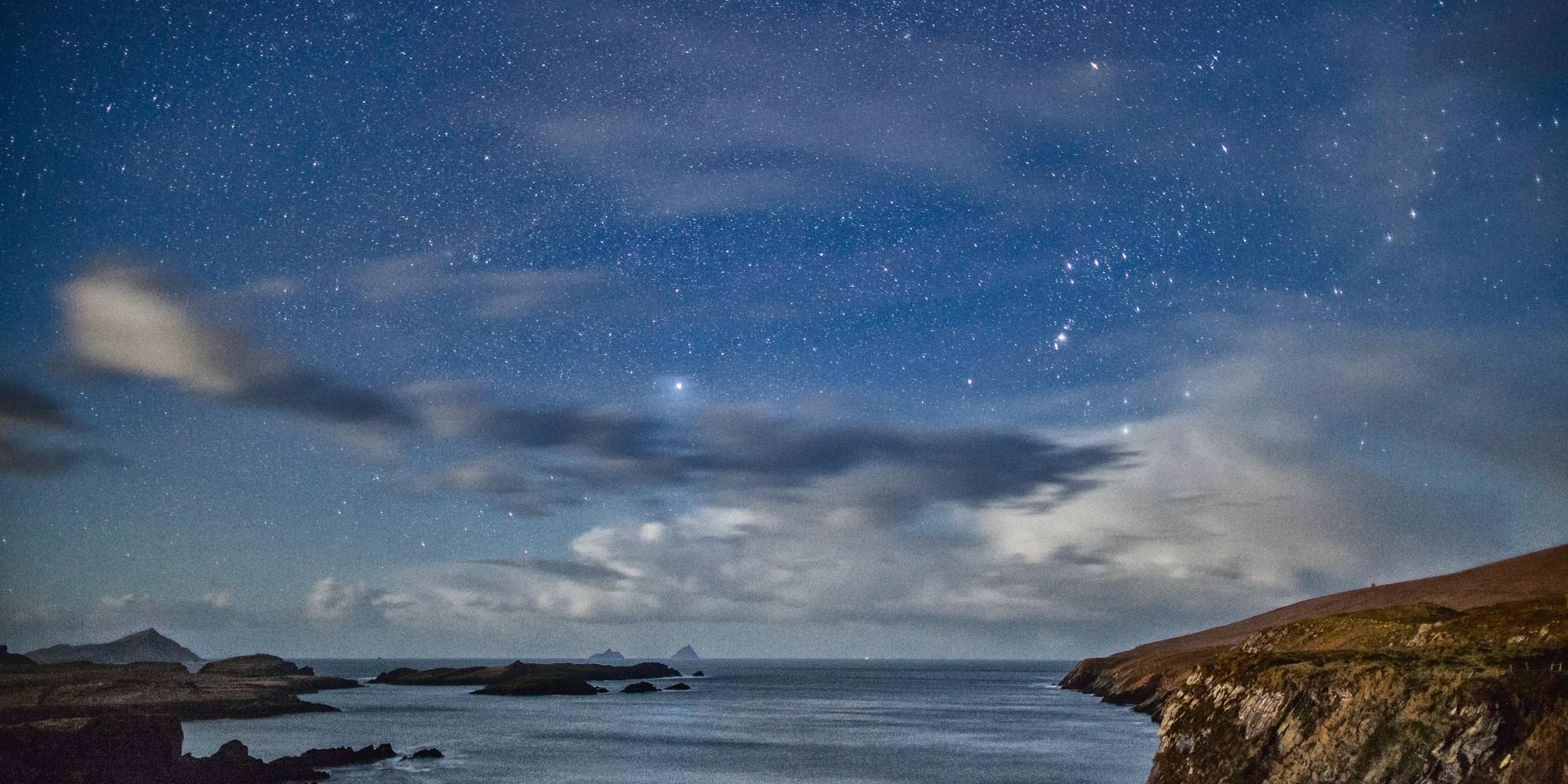 Ireland S First Dark Sky Reserve Is A Star Hunter S