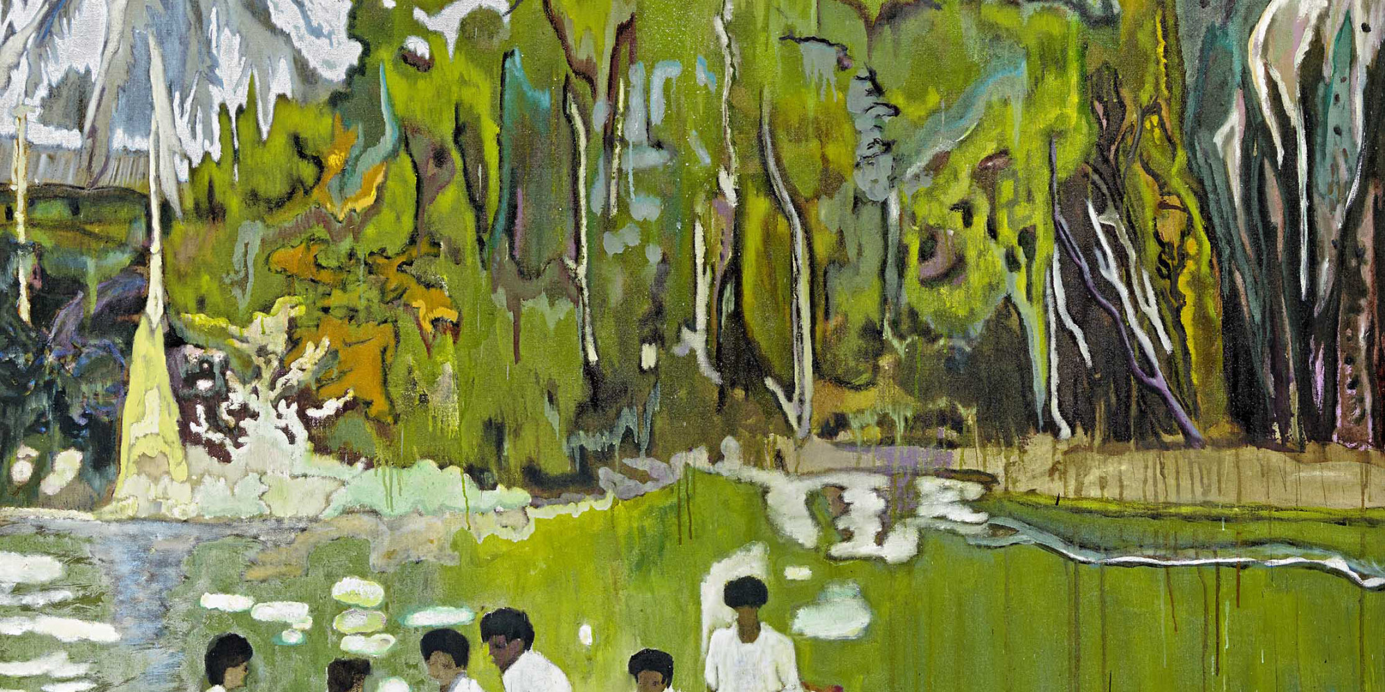 Gauguin Lives On In Peter Doig's Dreamy Caribbean Visions ...