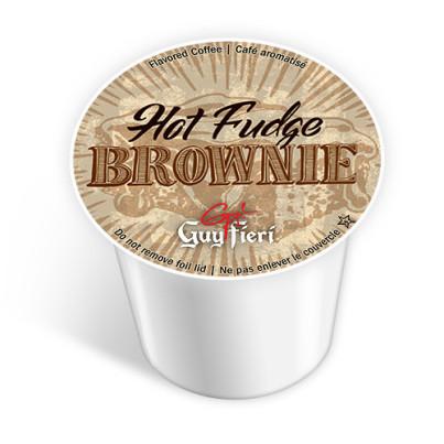 hot fudge brownie