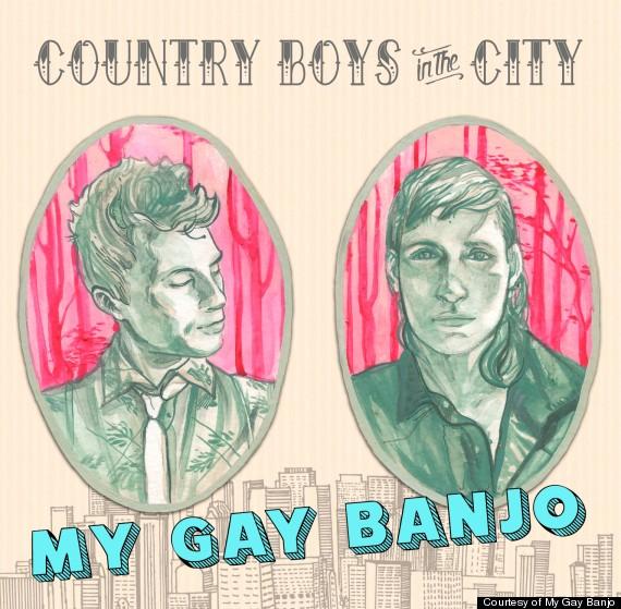 my gay banjo