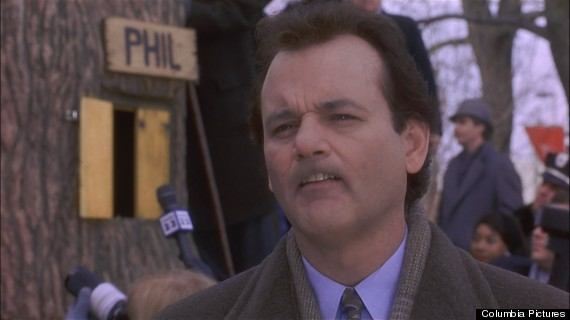 Groundhog Day Movie Quotes Custom 8 Quotes To Make You Glad You Aren't Experiencing The Same