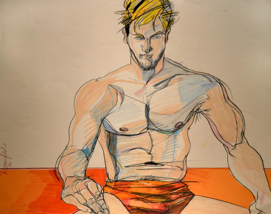 Art erotic male photo like topic