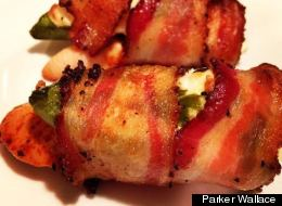 Bacon + Low Carb + Delish = Super Bowl Snack Winner