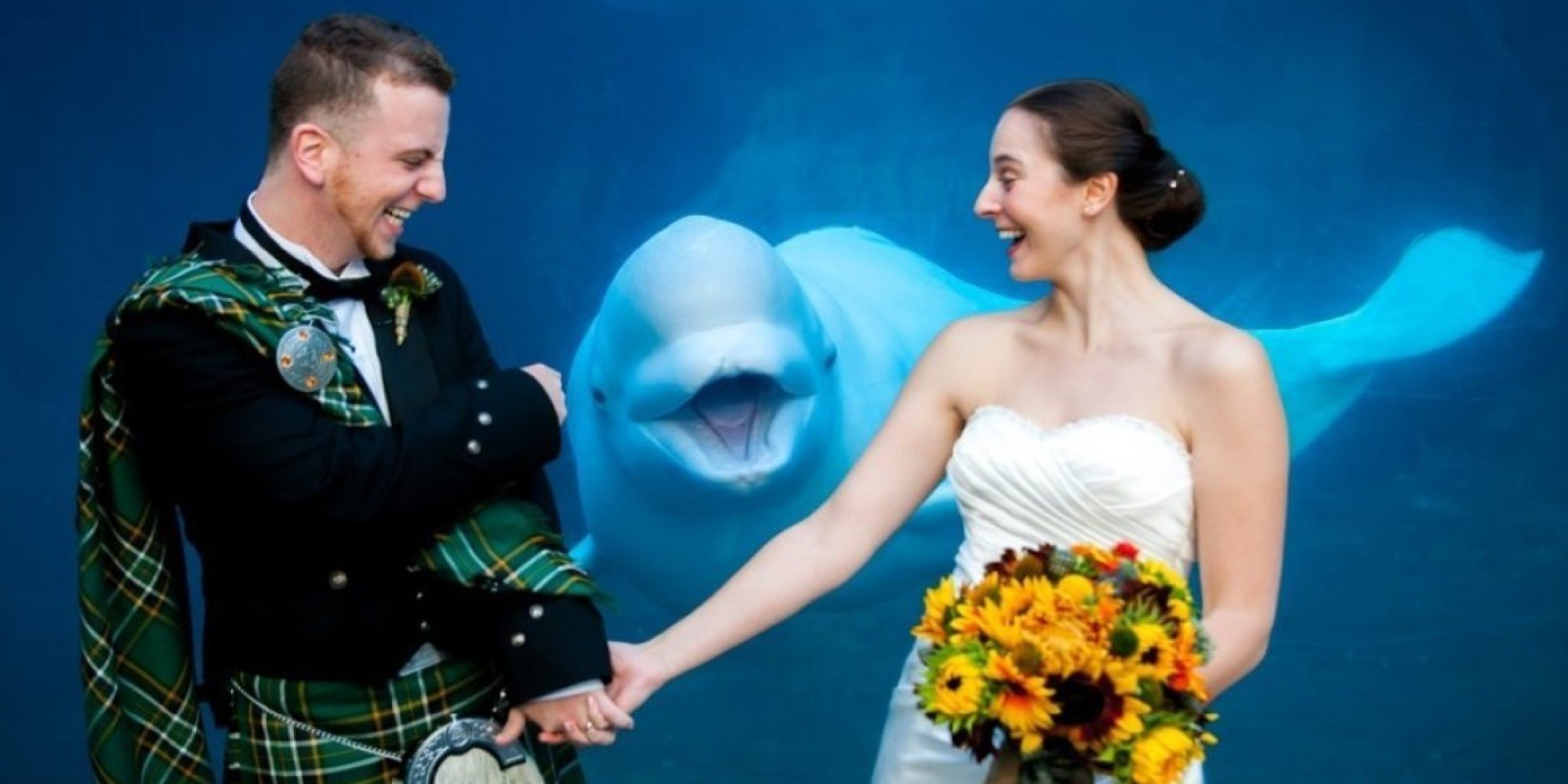 Best Time To Have A Wedding: The 45 All-Time Best Wedding Photobombs