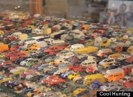 This Toy Car Collection WIll Make You Want To Be A Kid Again