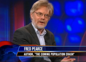 Fred Pearce