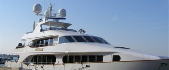 yacht Tony Accurso