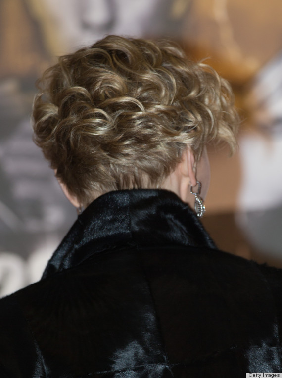 Princess Charlene S Side Swept Waves Is Her Best Short Hairstyle So Far Photos Huffpost Life