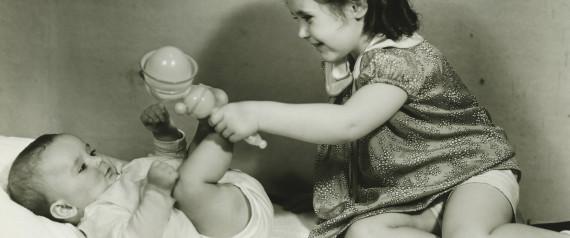 VINTAGE BABY GIRL
