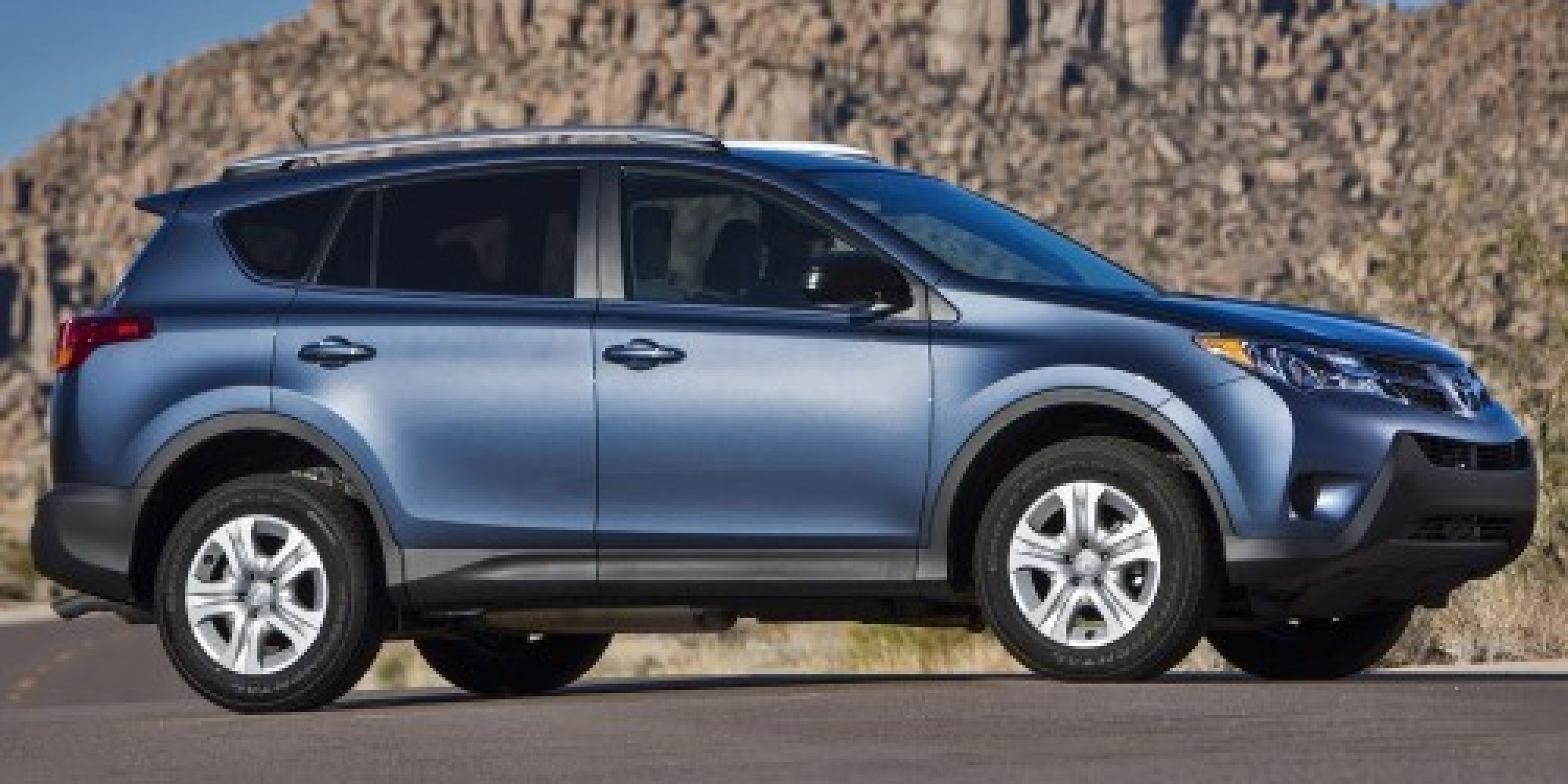 Toyota RAV4 2014, prueba de 2500 millas (VIDEO, FOTOS) | The Huffington Post