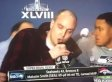 A 9/11 Truther Crashed Super Bowl MVP Malcolm Smith's Press Conference (VIDEO)
