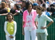 First Family Celebrates Earth Day 2010: Malia Loves Tigers, Sasha Goes For Compact Fluorescent Lightbulbs