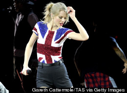 REVIEW: Taylor Swift Sees 'Red' In London