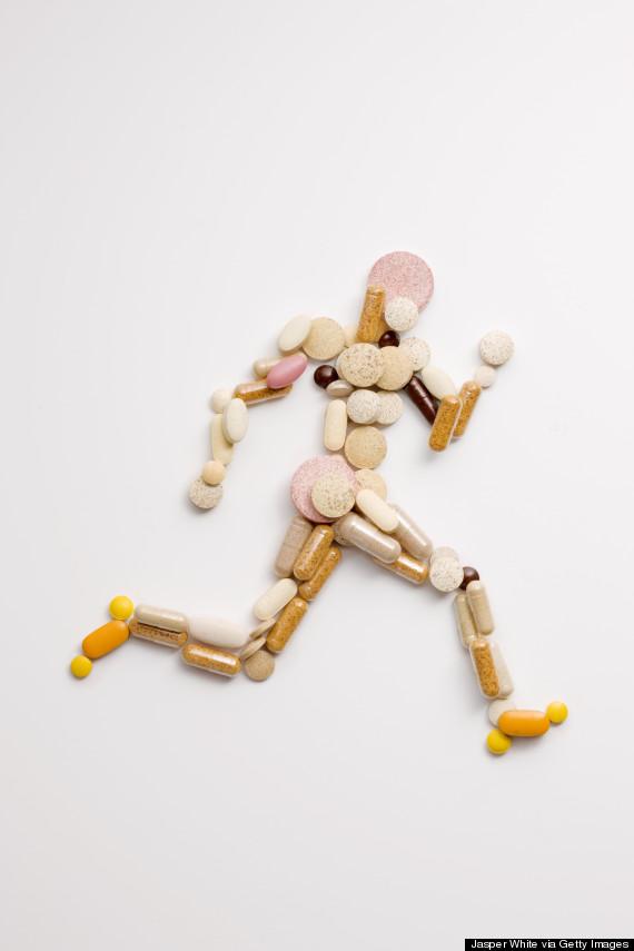 vitamins exercise